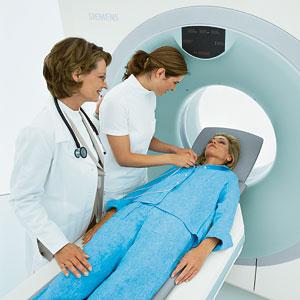 64-slice Siemens Spiral CT Somatom Sensation